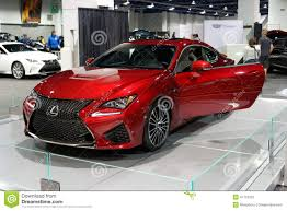 lexus las vegas for sale 2015 lexus rc f at las vegas auto show editorial photo image