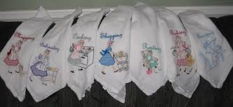 cozy and chic kitchen towel embroidery designs kitchen towel