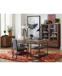 Kitchen Office Furniture Gatlin Home Office Furniture Collection Created For Macy S