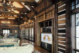 unique log homes designs barn wood laminate