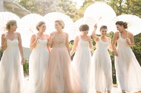 bcbg bridesmaid dresses asymmetric skirts neckline bridesmaid dresses