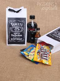 50th birthday favors treat bag ideas for adults best 25 40th birthday favors ideas on