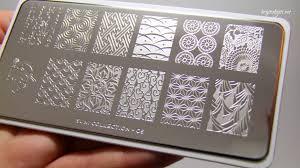 moyou london suki collection 05 nail art stamping plate brijit u0027s