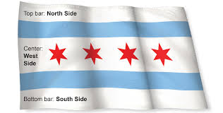 What Colors Mean History Of The Chicago Flag Chicago Tribune