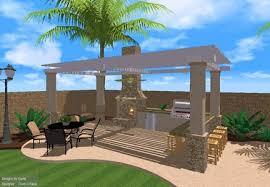 Backyard Ideas For Entertaining Interiors Furniture U0026 Design Outdoor Entertaining Area Designs