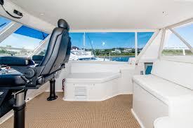 viking yachts cockpit sport yacht for sale port side flybridge