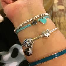 tiffany beaded bracelet images Return to tiffany bead bracelet blue topaz bracelet pandora jpg