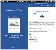 word for android microsoft word excel and powerpoint now available on android