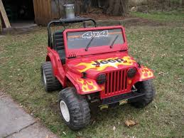 barbie jeep power wheels 90s power wheels jeep and lil suzuki for sale in barrie ontario baby