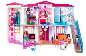 amazon com barbie hello dreamhouse toys u0026 games