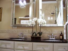 Beveled Bathroom Mirrors by Tuscan Style Bathroom Mirrors Home