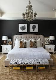 Schlafzimmer Schwarzes Bett Welche Wandfarbe Dunkle Wandfarbe Als Raumgestaltung Tipps Für Ein Perfektes Ambiente