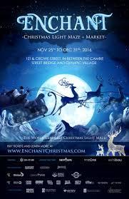 vancouver christmas light maze enchant nov 26th christmas light maze market ticketzone