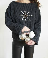 18 creative diy sweaters for the next fall and winter be modish