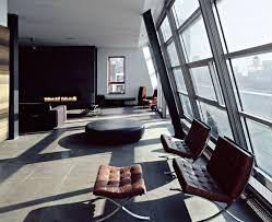 interior schein loft luxury home designed by archi tectonics
