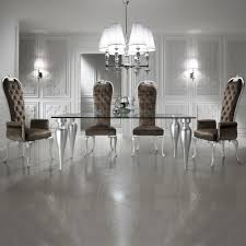 Transitional Dining Room by Pekpo Com Glass Dining Table Sets Transitional Din