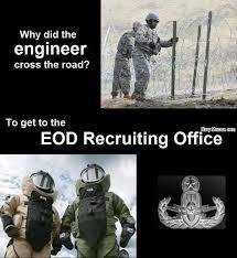 Navy Seal Meme - why the engineer cross the road navy memes clean mandatory fun