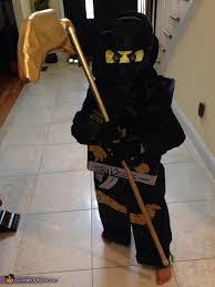Lego Ninjago Halloween Costumes Lego Ninjago Cole Halloween Costume Photo 4 4