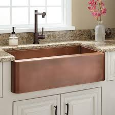Kitchen Sinks For 30 Inch Base Cabinet by Best 25 Copper Sinks Ideas On Pinterest Country Kitchen Sink