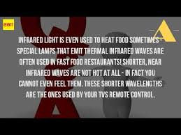 what is infrared light used for what are the uses for infrared waves youtube