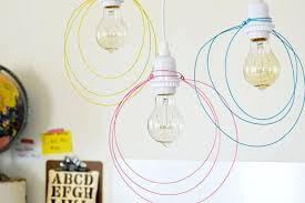 Halos Around Lights 60 Gorgeous Pendant Lights You Can Buy And Diy Brit Co