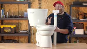 Bathroom Smells Like Sewer After Rain by How To Troubleshoot Bubbling In The Toilet From Frequent Sewer