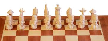 buy makonde bust chess set 3 70 mm king at official staunton for