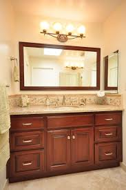 Bathroom Consoles And Vanities by Paint Only Backsplash No Tile