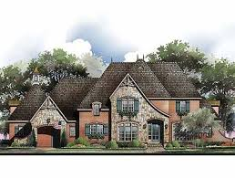 Country Home Plans With Pictures French Country Home Plan With Options 54010lk Architectural
