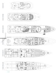 Deck Floor Plan by Cakewalk Luxury Yacht Deck Plans Yachts Pinterest Luxury