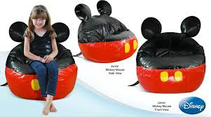 mickey mouse chair covers junior mickey mouse bean bag cover winnipeg furniture store