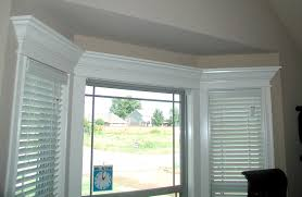 moulding front porch cozy bay window with top molding
