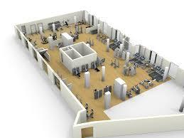 floorplaner 3d rendering of a floor plan made with floorplanner com