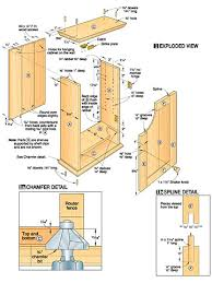 Free Woodworking Plans Kitchen Cabinets by Merry How To Build Wall Cabinets Astonishing Design Free