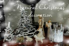 Naturally Home Decor by Diy Natural Christmas Nativity Scene Decoration Ideas Youtube
