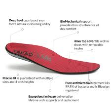 Arch Labs by Runners Review U2013tread Labs Stride Insole For Running Organic