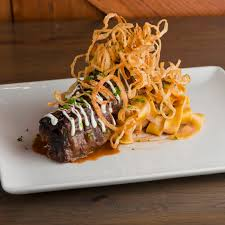 Tom Colicchio Short Ribs Prime Beef Short Rib Stroganoff With A Side Of Pappardelle