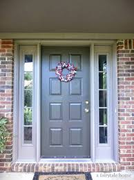 front door paint colors for blue house exterior perfect entry