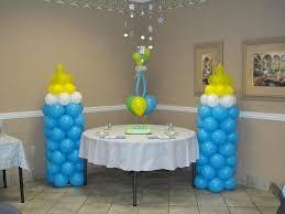 baby shower balloons amusing baby boy shower balloon decorations 28 for decoracion de