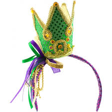 mardi gras crown elaborate crown mardi gras crown headband ct941asst