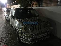 hatari jeep jeep renegade spied testing in india page 7 team bhp