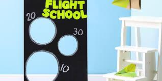 how to fold a paper airplane u2013 aerodynamic paper airplane game
