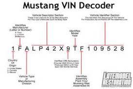 mustang vin lookup superb bmw vin number lookup 3 how to read decode mustang vin
