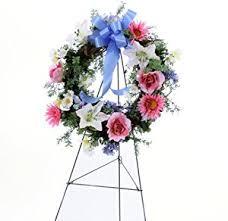 cemetery flower arrangements handmade memorial cemetery silk flower arrangement
