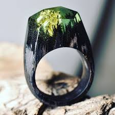 jewelry wooden rings images 25 best rings secret wood images jewellery making jpg