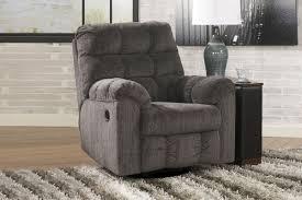 rocker recliner swivel chair leona chenille swivel rocker recliner