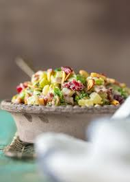 favorite thanksgiving side dishes cranberry almond charred broccoli salad the cookie rookie