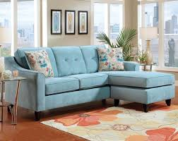 Sectional Sofa Pieces by Popular Light Blue Sectional Sofa 74 In Pieces Individual With