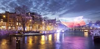 amsterdam light festival boat tour visit the amsterdam light festival