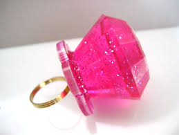 where can i buy ring pops hot pink glitter ring pop jewelry i pink
